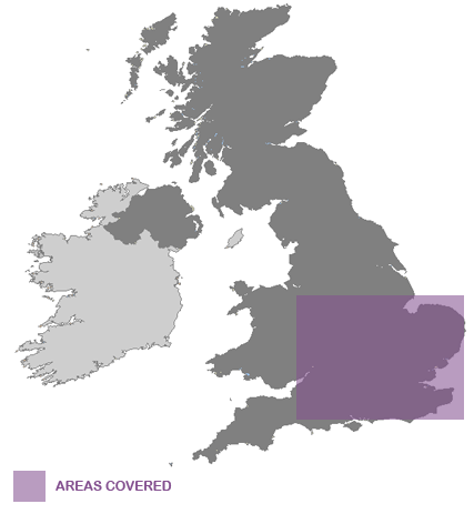 Areas Covered by Home Care Removals